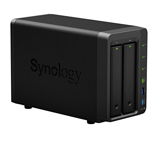 Synology 2 bay NAS DiskStation DS718+ (Diskless)