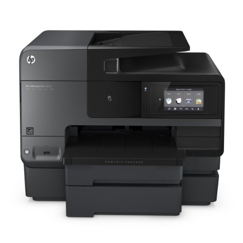 HP OfficeJet Pro 8630 All-in-One Color Photo Printer with Wireless & Mobile Printing, Instant Ink ready. (A7F66A) - Discontinued by Manufacturer