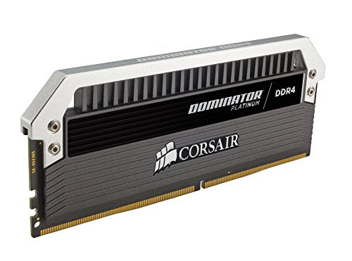Corsair Dominator Platinum 64GB (8x8GB) DDR4 3800 (PC4-30400) C19 Desktop memory for Intel X299 PC memory CMD64GX4M8X3800C19