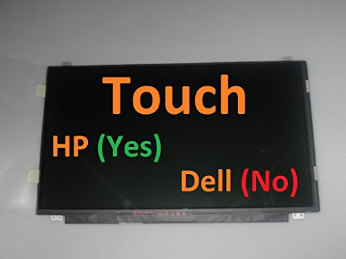 "lcd4laptop TOUCH B156XTK01 V.0 15.6"" WXGA HD LED LCD Screen + Glass HP 813961-001"