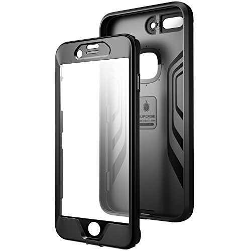 iPhone 7 Plus Case, iPhone 8 Plus Case, SUPCASE Water Resistant Full-body Rugged Case with Built-in Screen Protector with 3 Interchangeable Covers for Apple iPhone 7 Plus 2016 / iPhone 8 Plus 2017