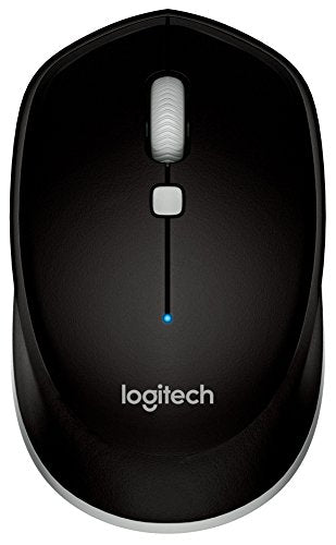 Logitech M535/M336 Compact Bluetooth Wireless Optical Mouse for Mac, Windows, Chrome OS and Android Devices – Black