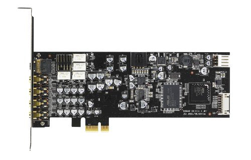 ASUS PCI-Express x1 7.1 Channel Sound Card XONAR_DX/XD/A/90-YAA060-1UAN00Z