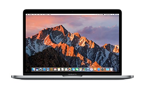 "Apple MPDK2LL/A 13"" MacBook Pro, Retina, Touch Bar, 3.5GHz Intel i7 Dual Core, 16GB RAM, 512GB PCIe SSD, Intel Iris 550 Graphics, Space Gray"