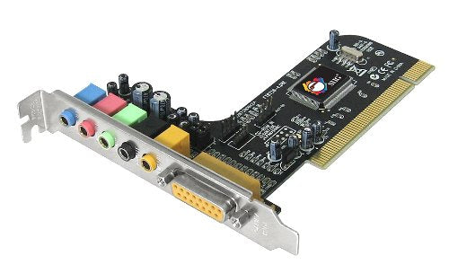 SIIG SoundWave 5.1 PCI Sound Card IC-510012-S2