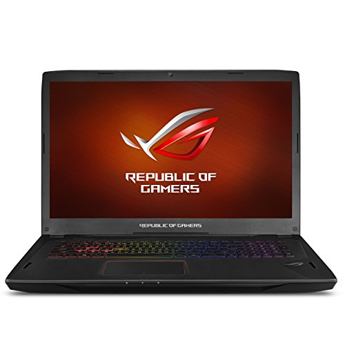 "ASUS ROG STRIX Gaming 17""  Intel Core i7 2.8GHz GTX 1080 8GB, 16GB 256GB PCIe SSD 1TB"