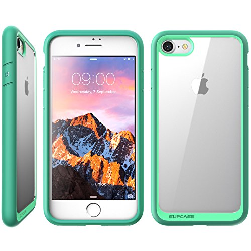 iPhone 7 Case, iPhone 8 Case, SUPCASE Unicorn Beetle Style Premium Hybrid Protective Clear Case for Apple iPhone 7 2016 / iPhone 8 2017