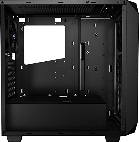AeroCool P7-C0 Black Dual Tempered Glass Window Mid Tower Case