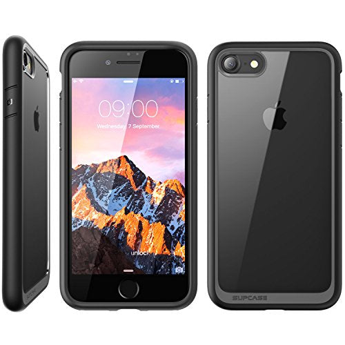iPhone 8 Case, SUPCASE Unicorn Beetle Style Premium Hybrid Protective Clear Bumper Case [Scratch Resistant] for Apple iPhone 7 2016 / iPhone 8 2017 Release