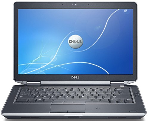 "Dell Latitude E6430 14"" Notebook PC - Intel Core i5-3320 2.6GHz 4GB 320gb SATA Windows 10 Professional (1 Year Warranty)"