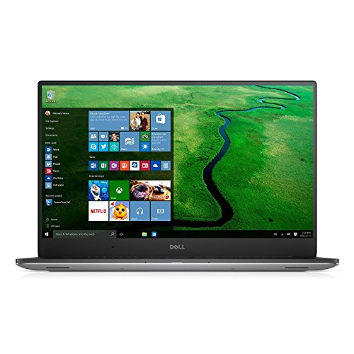 "Dell Precision M5510 Intel Core i5-6440HQ X4 2.6GHz 8GB 500GB 15.6"", Silver (Certified Refurbished)"