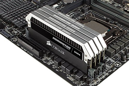 Corsair DOMINATOR Platinum Series 64 GB DDR4 3000 C15 Memory Kit, 2400 MT/s CMD64GX4M4C3000C15