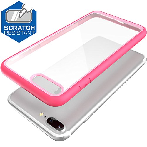 iPhone 7 Plus Case, iPhone 8 Plus Case, SUPCASE Unicorn Beetle Style Premium Hybrid Protective Clear Case for Apple iPhone 7 Plus 2016 / iPhone 8 Plus 2017