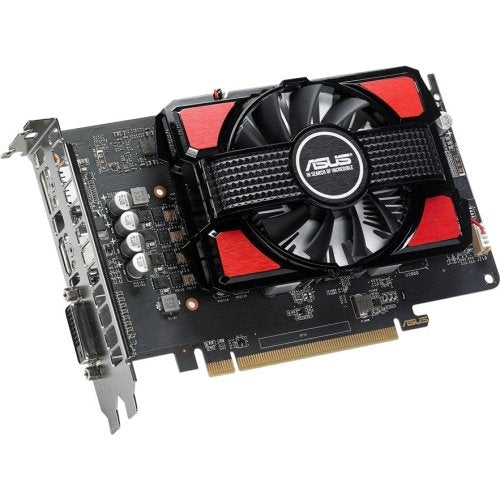 ASUS Radeon 2GB GDDR5 Graphics-Cards RX 550