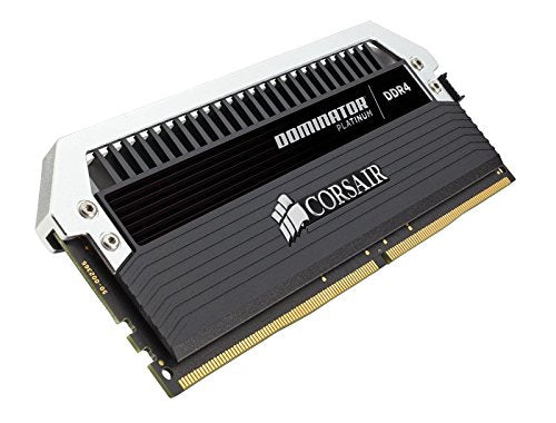 Corsair DOMINATOR Platinum 64GB (4x16GB) DDR4 3466 (PC4-27700) C16 with Airflow for Intel 100 Series