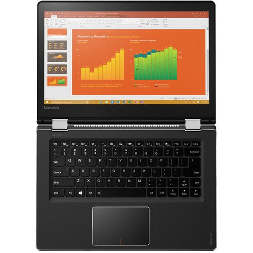 "Lenovo Flex 4  2 in 1  14"" FHD IPS Touchscreen Laptop Intel i5-6200U Up to 2.8GHz, 8GB DDR4  1TB HDD"
