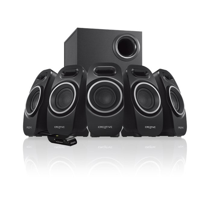 Creative A550 5.1 Multimedia Speaker System