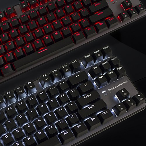 TECWARE PHANTOM Mechanical Gaming Keyboard 87 Keys Outemu Switches