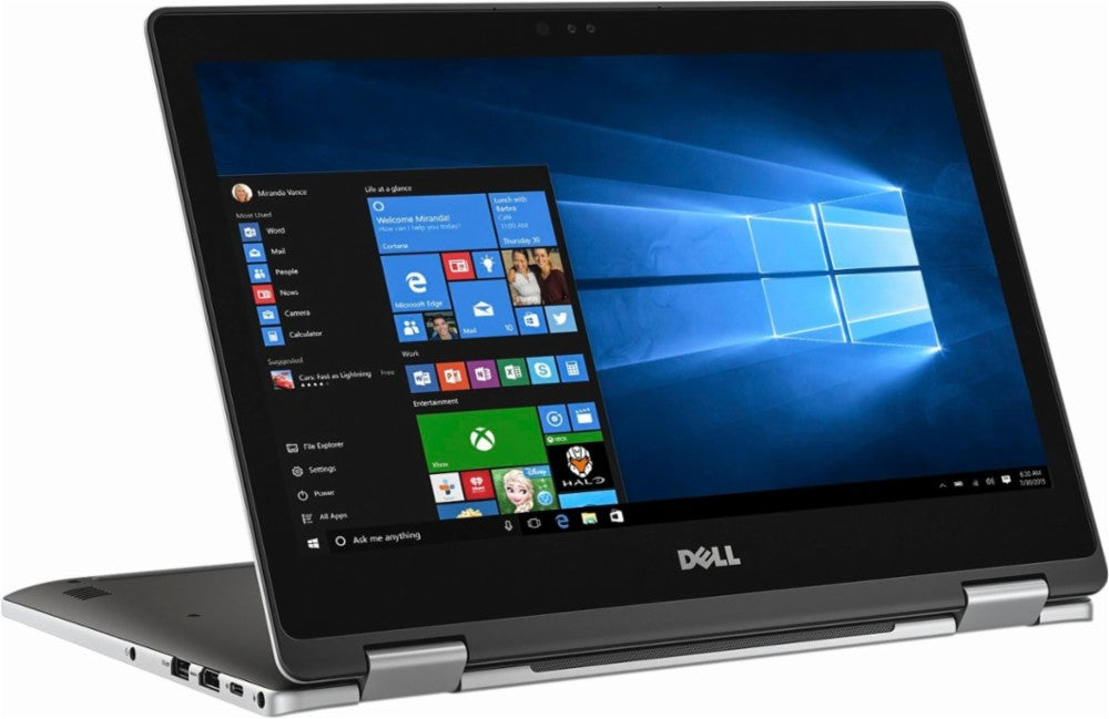"Dell Latitude 13-3379 13.3"" Touch 2 in 1  i5-6300U 8 GB RAM 128 GB SSD  Win 10 Pro"