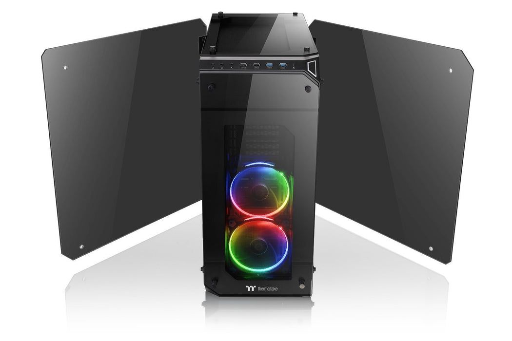 Ribbit RGB Gaming PC Intel i7-7700K 4.2Ghz, Liquid Cooled, GTX 1080 Ti 11GB, 850 EVO 250G SSD, 2TB HDD, 16GB