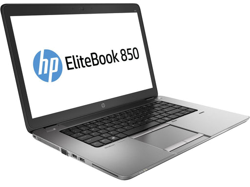HP EliteBook 850 G2 15.6in Laptop, Core i5-5200U 2.2GHz, 4GB Ram, 256GB SSD, Windows 10 Pro 64bit