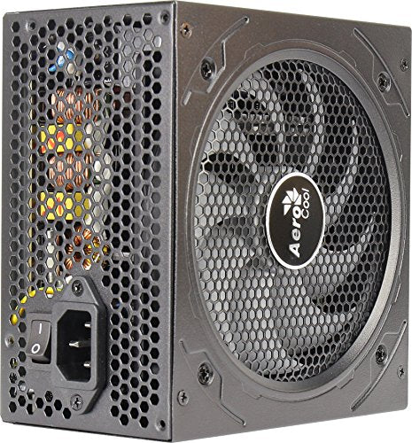 AeroCool 80Plus GOLD True 750W Direct DC to DC ATX Power Supply (Xpredator 750GM)