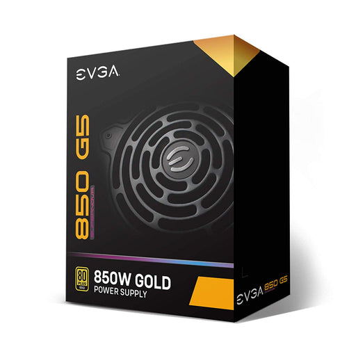EVGA Supernova 850 G5, 80 Plus Gold 850W