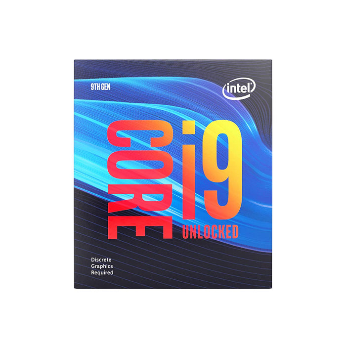 Intel Intel Core i9-9900KF Desktop Processor 8 Cores up to 5.0 GHz Turbo Unlocked Without Processor Graphics LGA1151 300 Series 95W