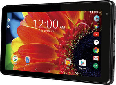 "RCA Voyager III Tablet  7"" IPS screen • 1GB memory • 16GB storage • 2MP front camera"