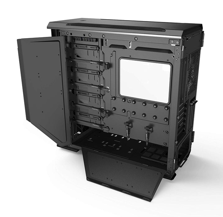 Phanteks PH-ES518XTG_DBK01 Enthoo Evolv X ATX Case Tempered Glass Windows Digital RGB Black