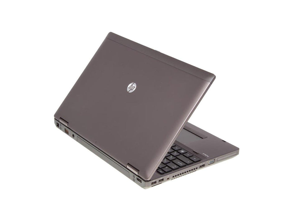 "HP ProBook 6560b Laptop, 15.6"" Display, Intel Core i5, 4GB RAM, 320GB HDD 1 Year Warranty"