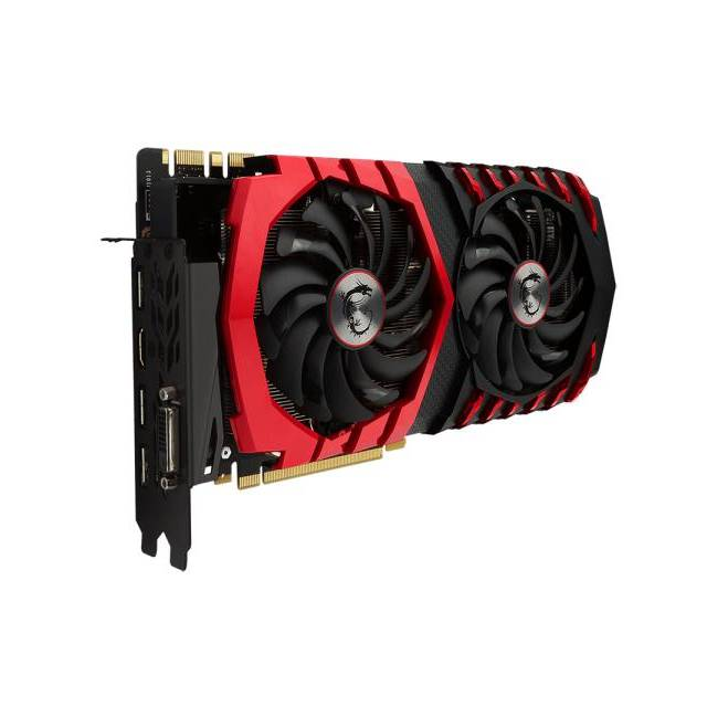 MSI NVIDIA GeForce GTX 1070 GAMING X 8GB GDDR5 DVI/HDMI/3DisplayPort PCI-Express Video Card
