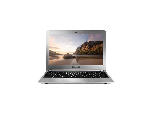 Samsung Chromebook XE303C12 11.6 LED Notebook - Samsung Exynos 5 1.70 GHz - Silver - 2 GB RAM - 16 GB SSD - Chrome OS - 1366 x 768 Display