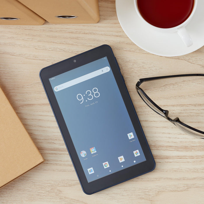 "7"" Tablet 16GB Android 4-HOUR Battery life. Android 9.0 Pie"