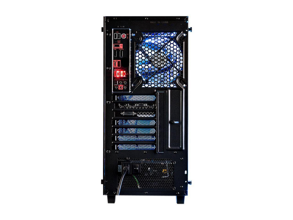 Ribbit BattleBox Core i9 7900X 32 GB DDR4 480 GB SSD NVIDIA GeForce GTX 1070 Windows 10 Home