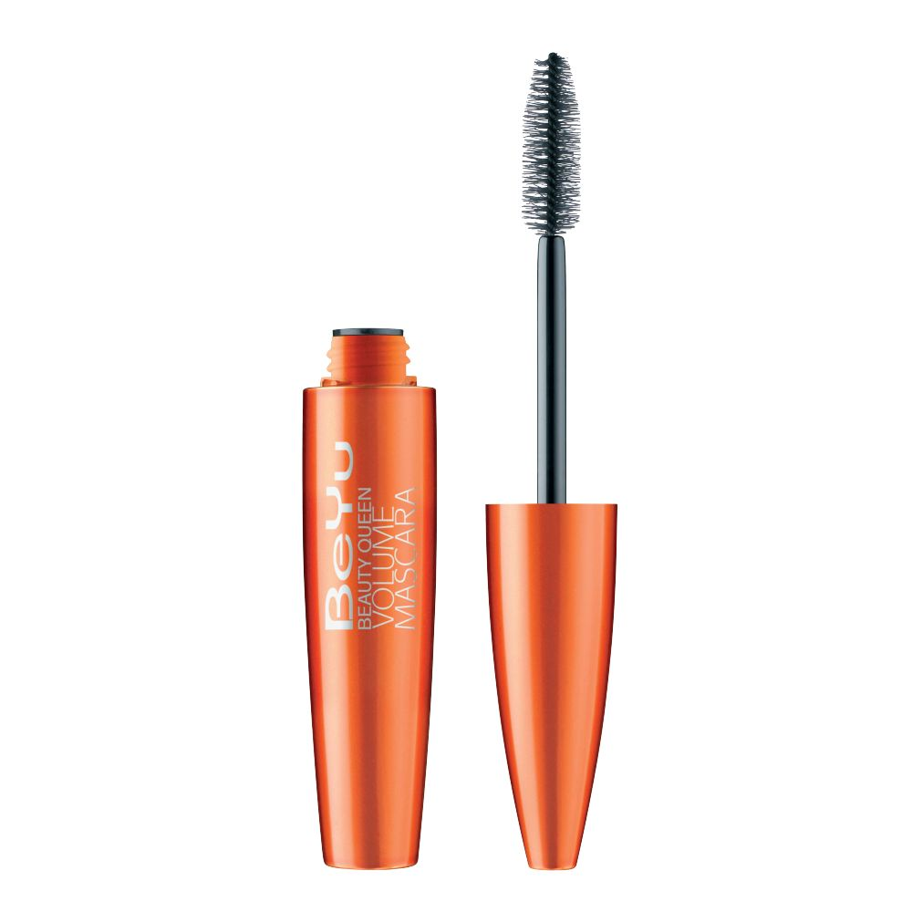 BEAUTY QUEEN VOLUME MASCARA - BLACK