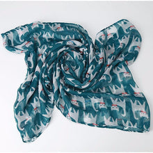 Meow Cute Scarves