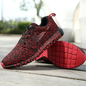 Lightweight Mesh Street Running Shoes