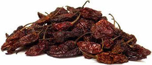 Ghost Pepper, Whole Dried Ghost Peppers,  from the hottest pepper in the world Bhut Jolokia - Country Creek LLC