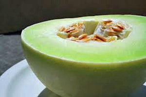 Honey Dew Mellon , Honey Dew Green Sweet, Heirloom, Organic NON-GMO Seeds, delicious - Country Creek LLC