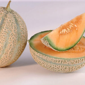 Planters Jumbo Cantaloupe Melon Seeds - Non-GMO - A Firm, Great Tasting Cantaloupe with Thick deep Orange Flesh. - Country Creek LLC