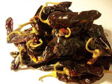 ANAHEIM PEPPER, DRIED N WHOLE, ORGANIC,  DELICIOUS SPICY DRIED HERB - Country Creek LLC