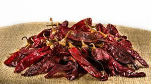 GUAJILLO PEPPER, DRIED N WHOLE, ORGANIC, DELICIOUS SPICY DRIED HERB