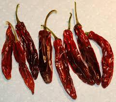 SERRANO PEPPER, DRIED N WHOLE, ORGANIC, DELICIOUS SPICY DRIED HERB - Country Creek LLC