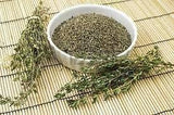 Thyme Herb Seed, Non-GMO, One of The Most Useful Herbs for The Kitchen
