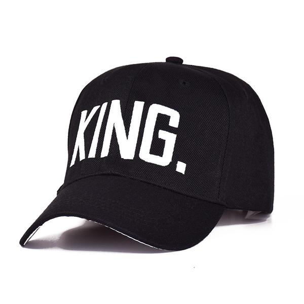 Fashion queen/king baseball cap