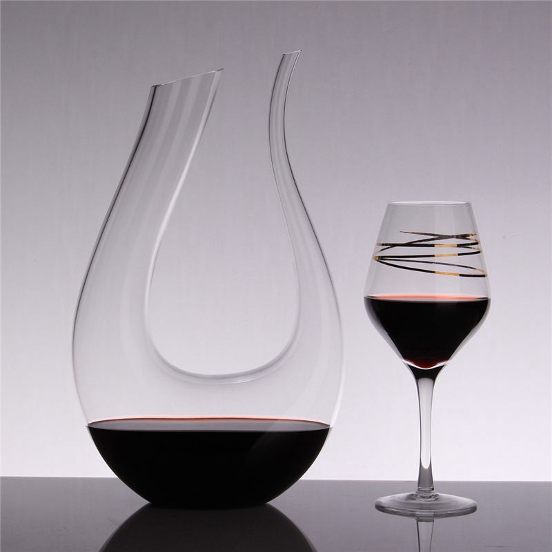 Wine Decanter, Classic Wine Carafe