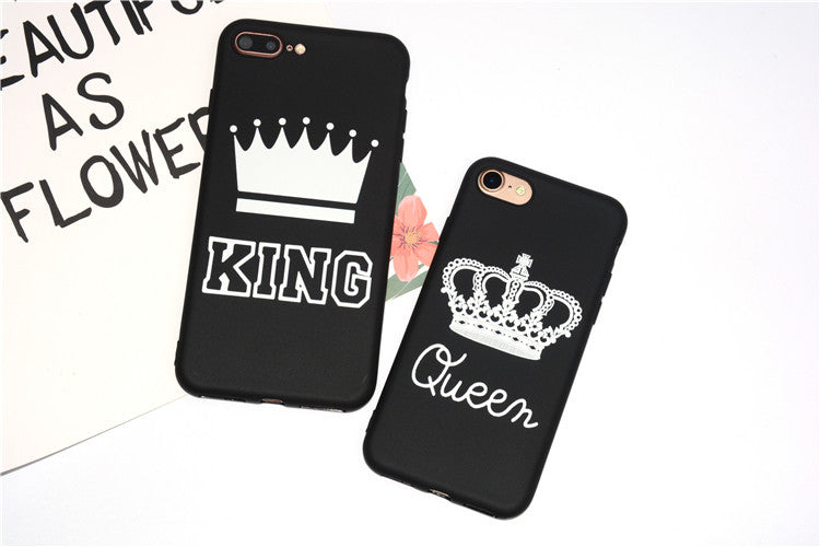 King and Queen Phone Case