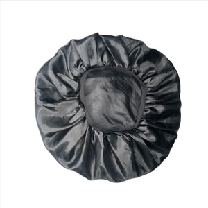 Over Size Satin Bonnet