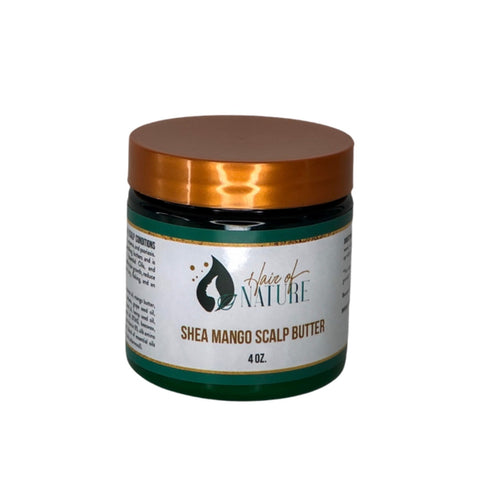 SHEAMANGO SCALP BUTTER 4oz